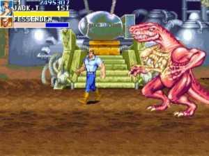 Il mostrone di Cadillac&Dinosaur